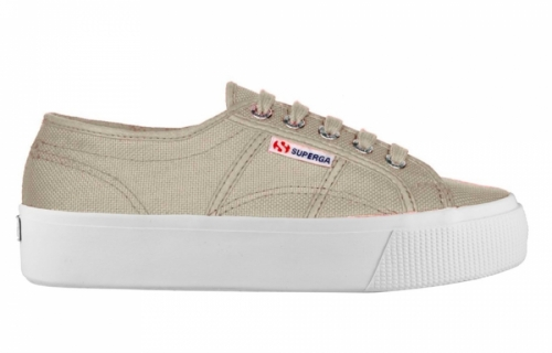 Superga 2730 Cotu, Taupe in the group For her / HOLIDAY IN LA at Elin Maria AB (42WSS-2730-949)
