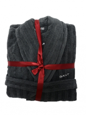 Line Robe Gift, Antracite
