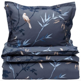 Birdfield Double Duvet, Salty Sea