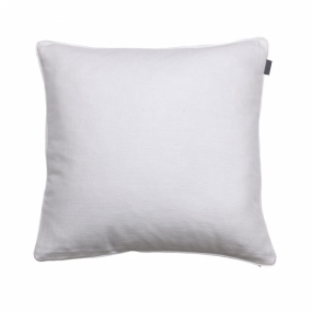 Solid Cushion, White