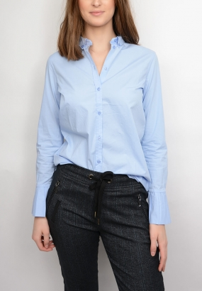 Nela Shirt, Light Blue