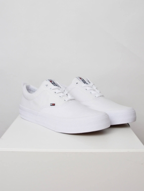 Classic Tommy Jeans Sneaker, White