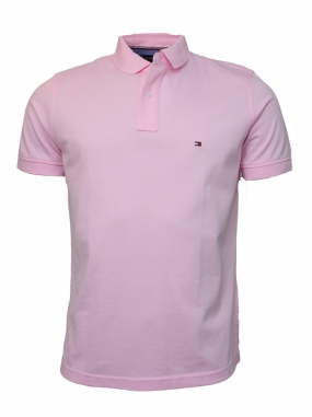 Tommy Regular Polo, Sweet Lilac
