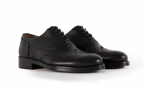 Gry Shoe, Black Mono
