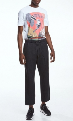 Young Willow Trousers, Black