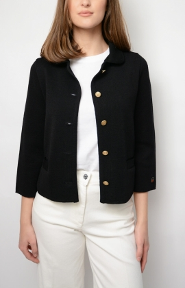 Sainte Colombe Jacket, Black